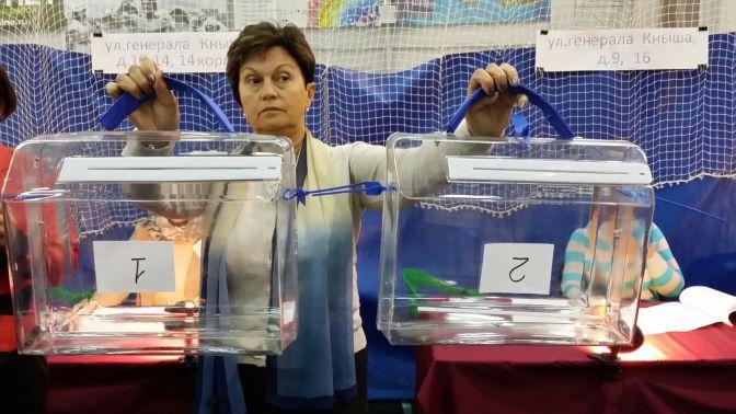 Comparto con ustedes:  experiencia de misión como observador electoral en la Federación de Rusia.