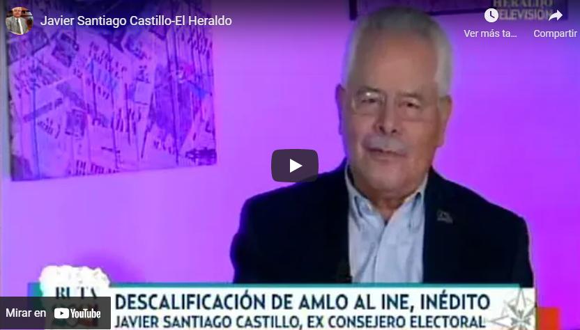 Javier Santiago Castillo en Entrevista para El Heraldo-PEF 2021